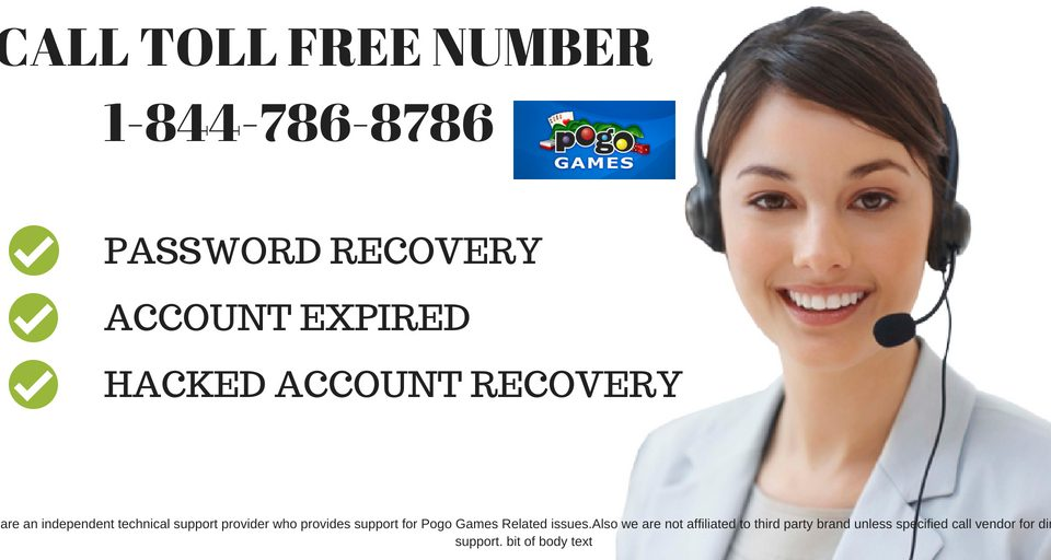 How To Recover Pogo Account Password